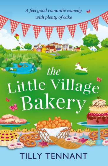 The-Little-Village-Bakery-Kindle