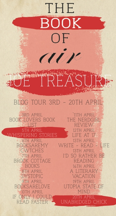 Joe Treasure_Banner