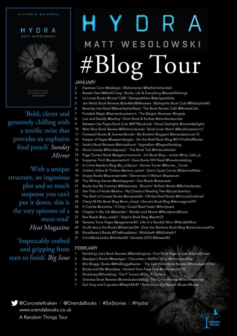 Hydra blog poster 2018