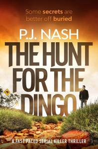P.J. Nash - The Hunt for the Dingo_cover_high res