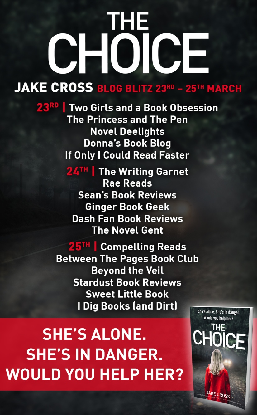 The Choice - Blog Tour