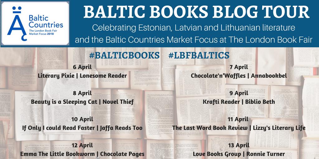 Baltic Books Blog Tour