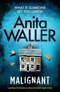 Anita Waller - Malignant_cover